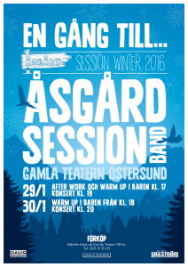 Åsgård session band